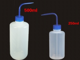 HS21 250,500ml Plastic Rinse/Wash Squeeze Bottle
