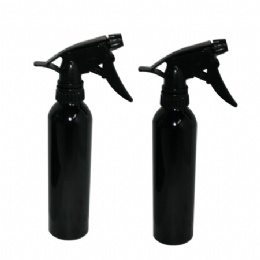 HS22 Black Color 250ml Aluminium Spray Bottle