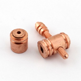 MP53 pure copper thick nut suite